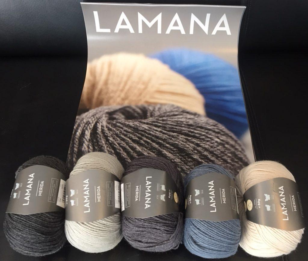LAMANA SOCKENWOLLE